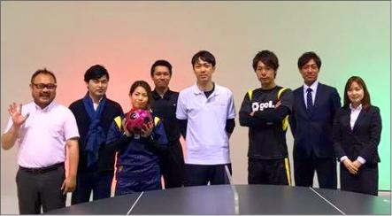 NHK「おはよう日本」に出演しました。